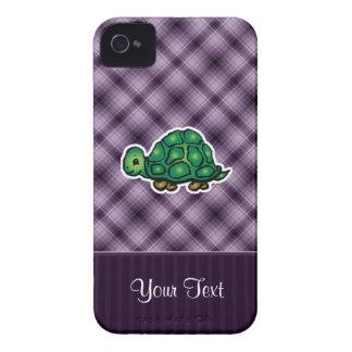 Purple Turtle iPhone 4 Cases