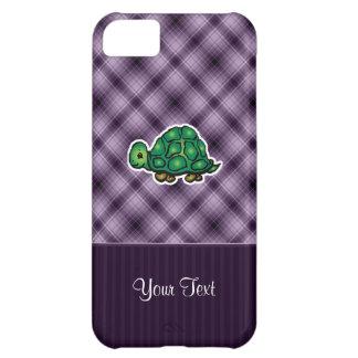 Purple Turtle iPhone 5C Case