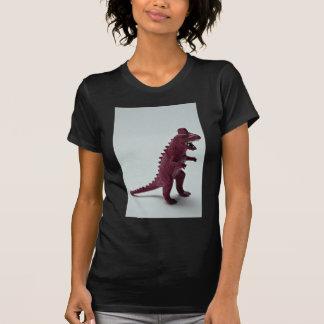 Purple Tyrannosaurus Rex Shirt