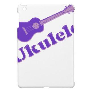 Purple Ukulele Cover For The iPad Mini