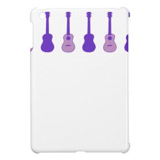 Purple Ukulele iPad Mini Cover