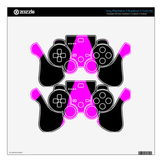 Purple umbrella, Case Skins For PS3 Controllers