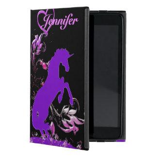 Purple Unicorn V (Coloful Splash) Case For iPad Mini