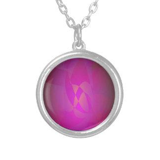 Purple Urn Pendants