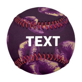 Purple Vanilla Sassy Lips Baseball