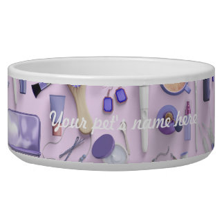 Purple Vanity Table Bowl
