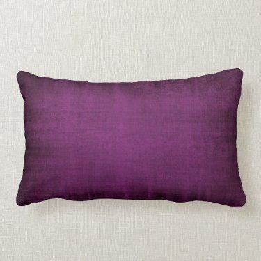 Purple Velvet look Cushion Pillows