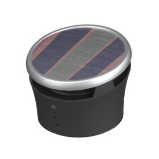 Purple Vertical Lists Bluetooth Speaker