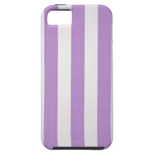 Purple verticle stripes wallpaper, 1900-1915 iPhone 5 cases