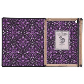Purple Victorian iPad Covers