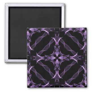 Purple Victorian Magnet