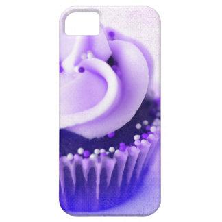 Purple Vintage Cupcake Sprinkles iPhone 5 Cases