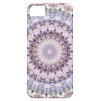 Purple Vintage mandala kaleidoscope iPhone 5/5S Cover