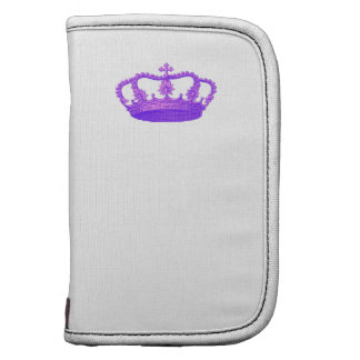 Purple Vintage Royal Crown Gift Collection Planner