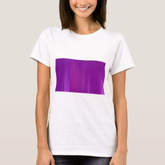 Purple / Violet Abstract Artwork: T-Shirt