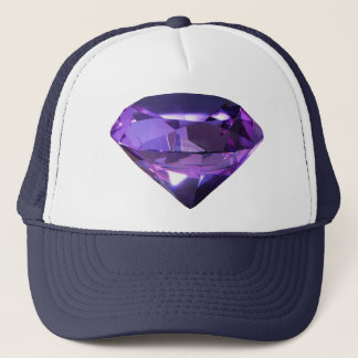 Purple, Violet Trucker Hat