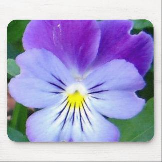 Purple Violet-Upclose Mouse Pad