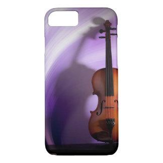 Purple Violin Phone Case