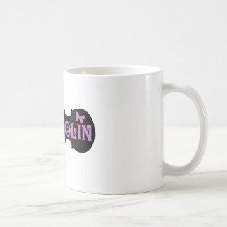 Purple Violin T-Shirt Coffee Mug