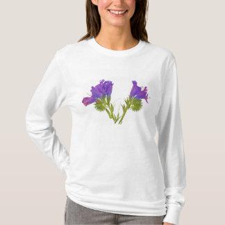 Purple vipers bugloss (echium plantagineum) T-Shirt