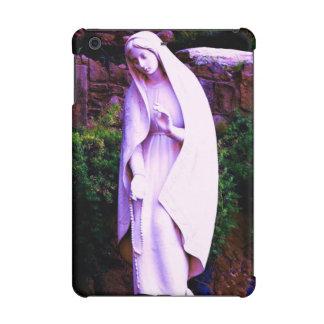 Purple Virgin Mary Statue iPad Mini Retina Case