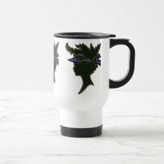 Purple Visor Junket Jug Travel Mug