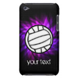 Purple Volleyball iPod Touch Cover