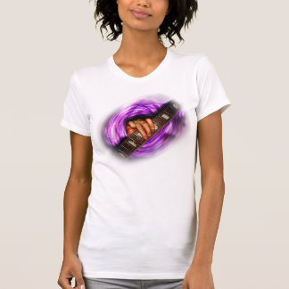Purple Vortex Tee Shirt