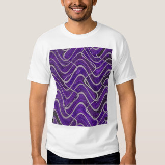 purple wall astract T-Shirt