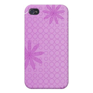 purple wallpaper iPhone 4/4S covers