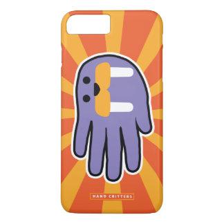 Purple Walrus Face iPhone 7 Plus Case