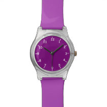 Purple Watch