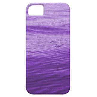 Purple Water iPhone SE/5/5s Case