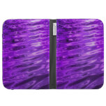 Purple Water Kindle Keyboard Cases