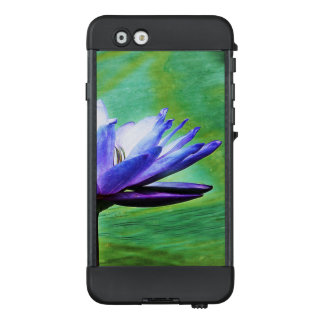 Purple Water Lily LifeProof NÜÜD iPhone 6 Case