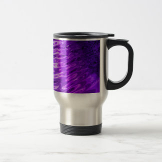 Purple Water Travel Mug