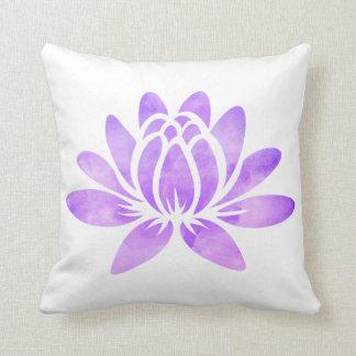 Modern Lotus Pillow : Lotus Flower Pillows - Decorative & Throw Pillows Zazzle