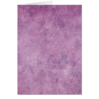Purple Watercolor Paper Background Template Blank Stationery Note Card