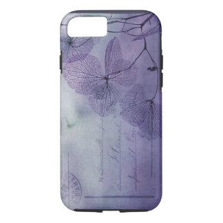 Purple Watermark iPhone 7 Case