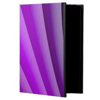 Purple Waves of Pain Art iPad Air Case