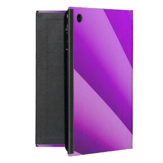 Purple Waves of Pain Art iPad Mini Case