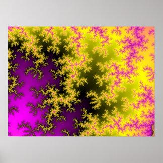 Purple Weed (Print)