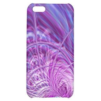 Purple Whirl Wormhole iPhone 4 Case