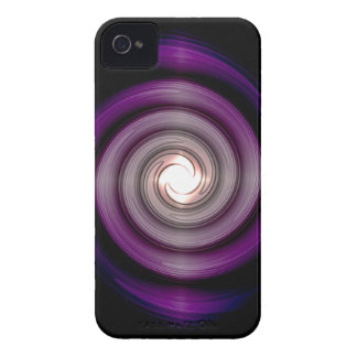 Purple Whirlpool iPhone 4/4S Case-Mate Barely Ther