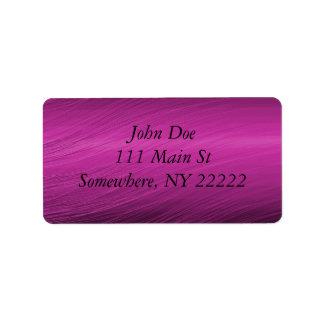 Purple Whisps Label