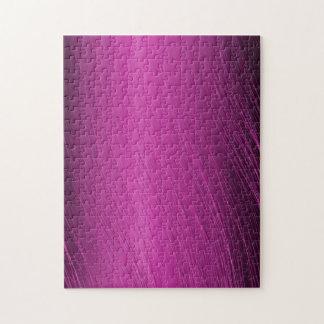 Purple Whisps Jigsaw Puzzle
