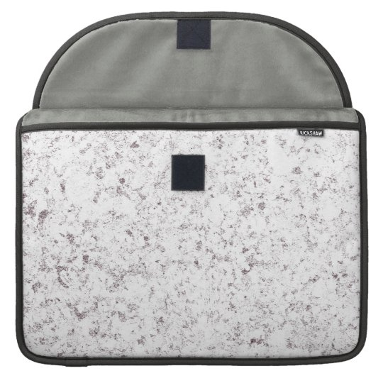 purple white mottled background MacBook pro sleeve