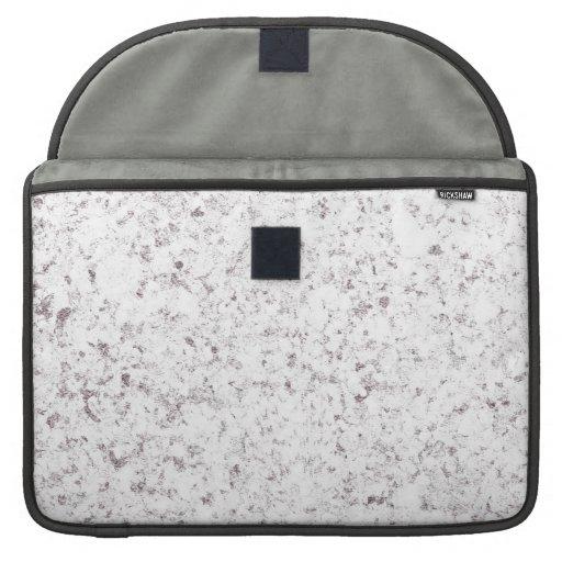 purple white mottled background sleeves for MacBooks