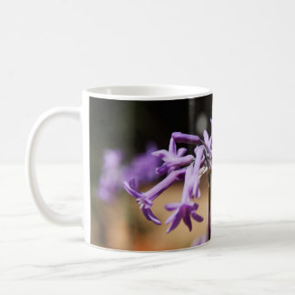 Purple Wild Flowers in Portugal Mug