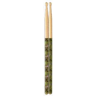Purple Wildflower Drumsticks